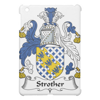 Strother Family Crest Case For The iPad Mini