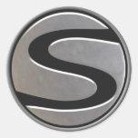 Strother Sticker