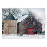 Stroudwater Delight Christmas Card