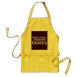 Structural Engineer Genius Gifts Apron