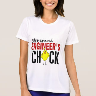 Structural Engineer's Chick T Shirts