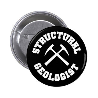 Structural Geologist Button