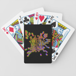 structural integrity bicycle playing cards
