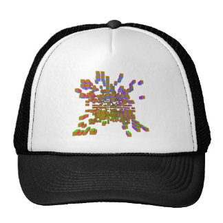 structural integrity trucker hat