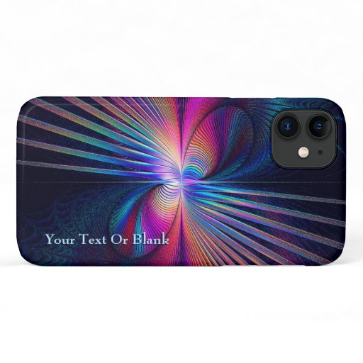 Structural Iridescence iPhone 11 Case