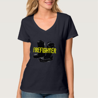 Structure boots T-Shirt