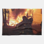 Structure Fire Kitchen Towels