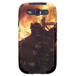 Structure Fire Samsung Galaxy SIII Cover