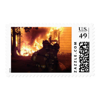 Structure Fire Stamp