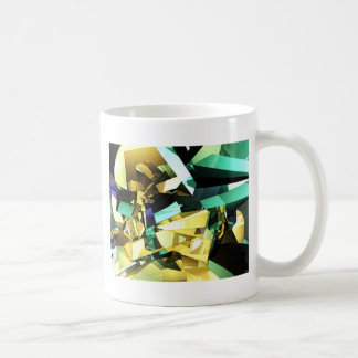 Structure of Color Coffee Mug