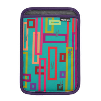 structure of colors sleeve for iPad mini