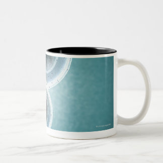 Structure of MRSA Two-Tone Coffee Mug