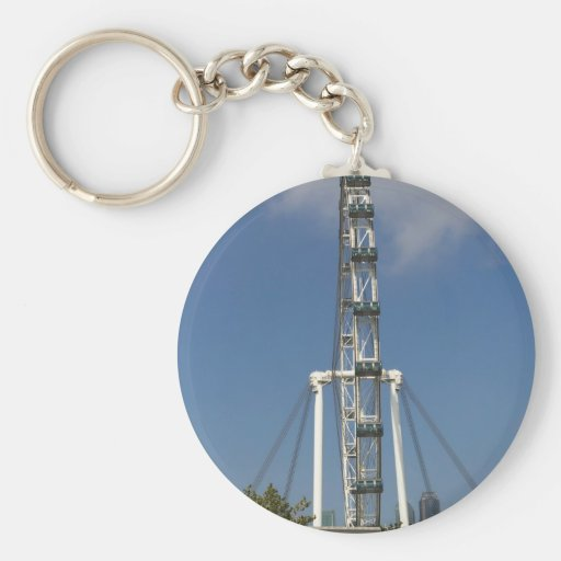 Structure of the Singapore Flyer Keychain