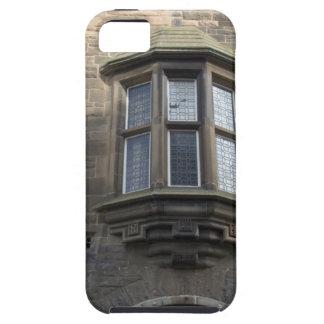 Structure of upper part of gate of Edinburgh castl iPhone 5 Cases