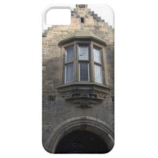 Structure of upper part of gate of Edinburgh castl iPhone 5 Cover
