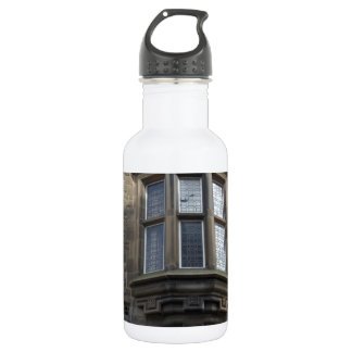 Structure of upper part of gate of Edinburgh castl Stainless Steel Water Bottle