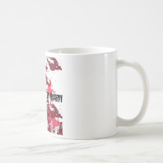 structure-splatter, an unwanted tragedy coffee mug