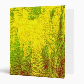 Structure yellow vinyl binders