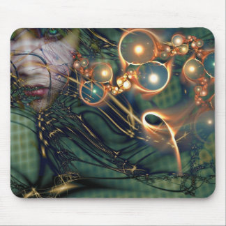 STRUCTURES MOUSE PAD