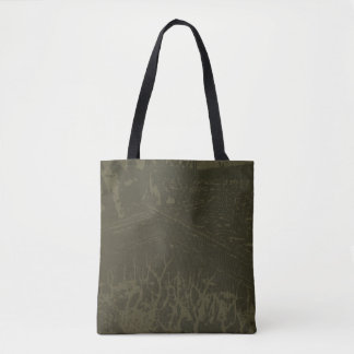 """Struggle"" All-Over-Print Tote Bag"