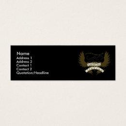 Struggle Design Profile Card