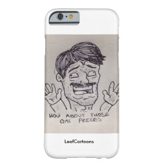 Struggling Comedian Barely There iPhone 6 Case
