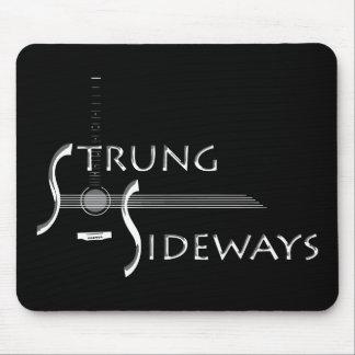 Strung Sideways Logo Mousepad