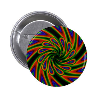 Strut and Swirl.jpg 2 Inch Round Button