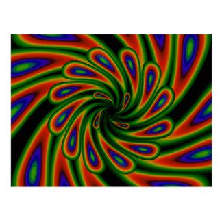 Strut and Swirl.jpg Postcard