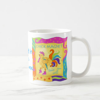 Strut Your Stuff Chick Magnet Mug