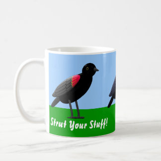 Strut Your Stuff! Coffee Mug
