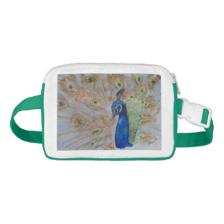 Strut Your Stuff Electric Teal Fanny Pack