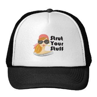 Strut Your Stuff Trucker Hat