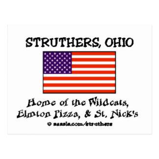 Struthers Ohio Postcard