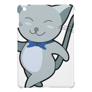 Strutting Cat Case For The iPad Mini
