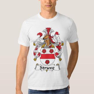 Struve Family Crest T-Shirt