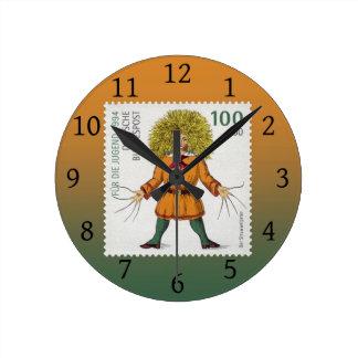 """Struwwelpeter""Bad Grooming Habits ~ Unpopular Clocks"