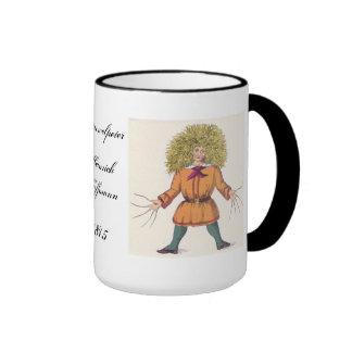 Struwwelpeter ~ Heinrich Hoffmann ~ 1845 Ringer Mug