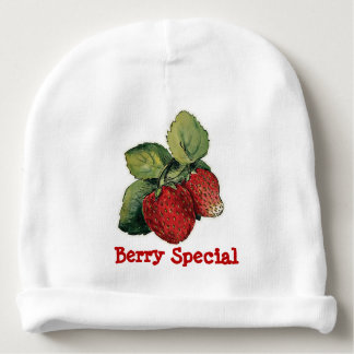 Strwberry Baby Infant Cap Baby Beanie