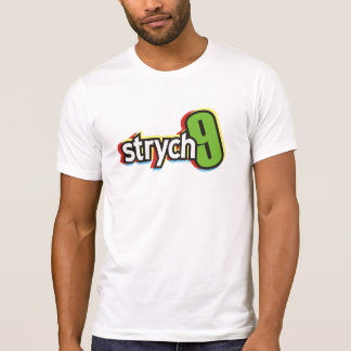 Strych9 destroyed t-shirt