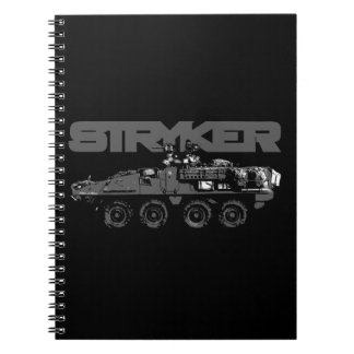 Stryker Photo Notebook (80 Pages B&W)