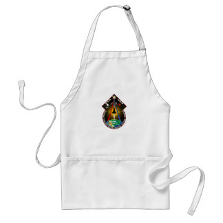 sts129 SPACE SHUTTLE Adult Apron