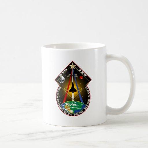 sts129 SPACE SHUTTLE Coffee Mug