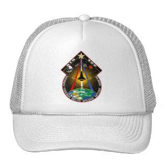 sts129 SPACE SHUTTLE Trucker Hat