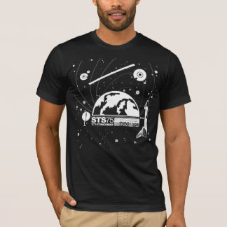 STS75 Tether Incident T-Shirt