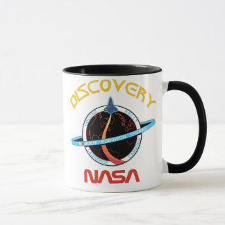 STS 114 Discovery:  Return To Flight Mug