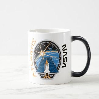STS 115 Atlantis Magic Mug