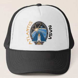 STS 115 Atlantis Trucker Hat