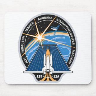 STS-115 Emblem Mouse Pad