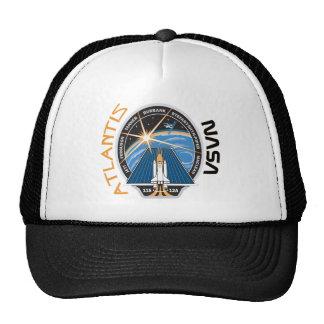 STS 115 la Atlántida Gorro De Camionero